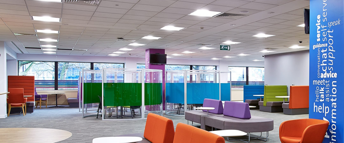 Trident Electrical services worked on Bristol Council Offices